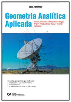 Geometria Analítica Aplicada 5a. Edição